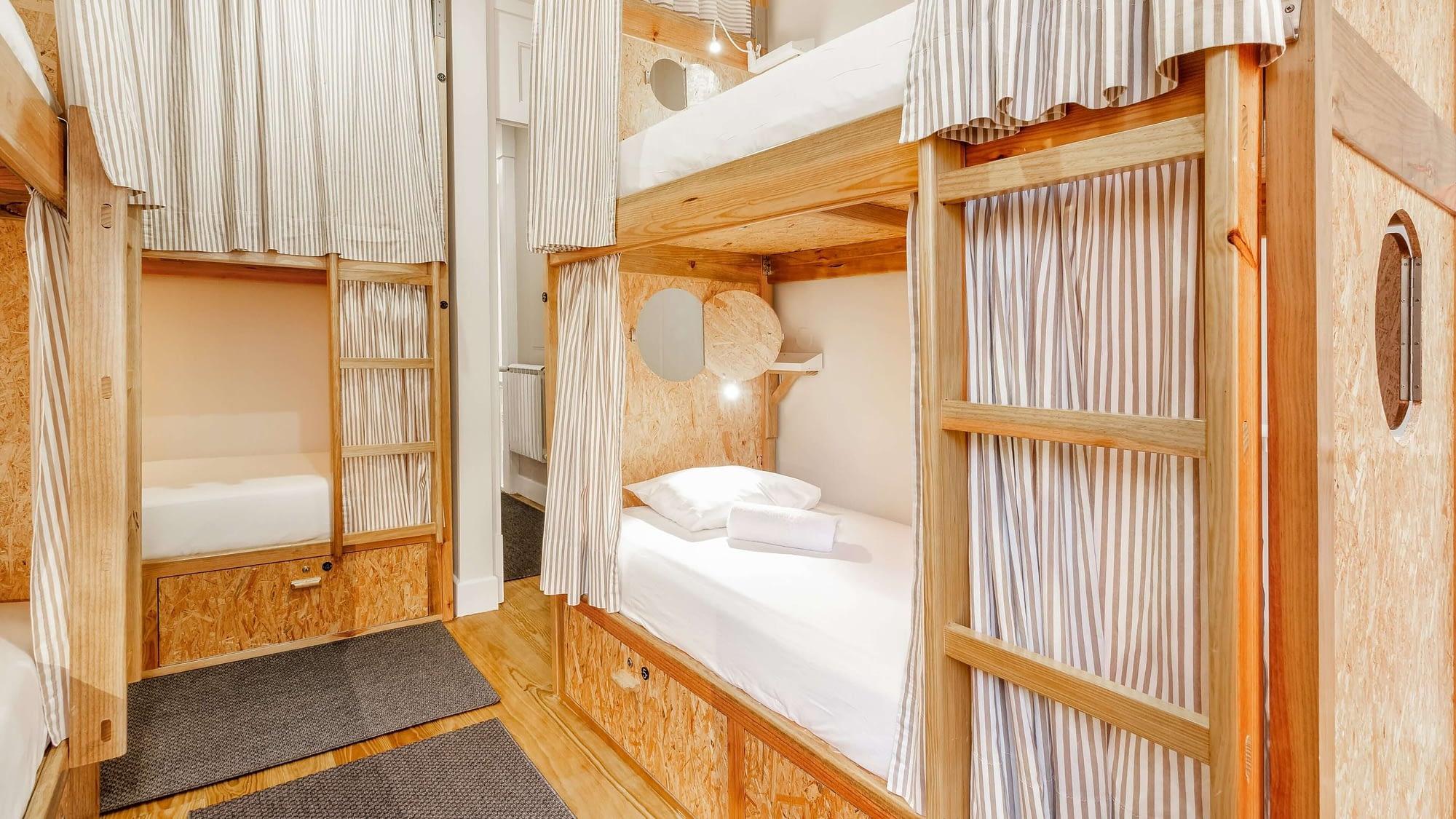 Dormitório Fishtail
